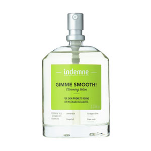 loción de indemne gimme smooth