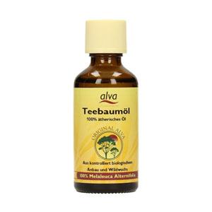 aceite del árbol del té de la marca alva