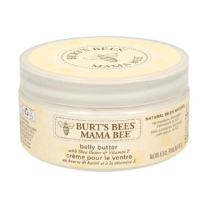manteca para vientre de la marca burts bees