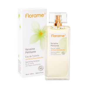 perfume verveine petillante de florame