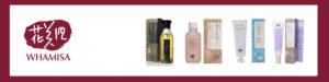 marca cosméticos de whamisa