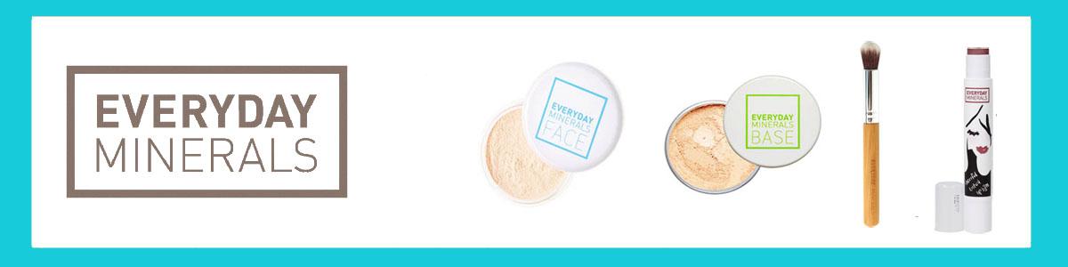 marca de cosméticos everyday minerals